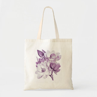Magnolia Purple Dream Tote Bag