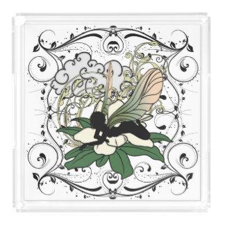 Magnolia Shadow Fairy Acrylic Tray