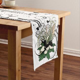 Magnolia Shadow Fairy Short Table Runner