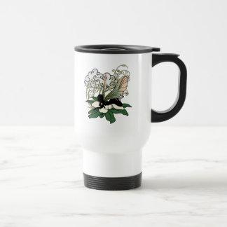 Magnolia Shadow Fairy Travel Mug
