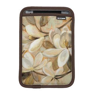 Magnolia Simplicity Cream iPad Mini Sleeve