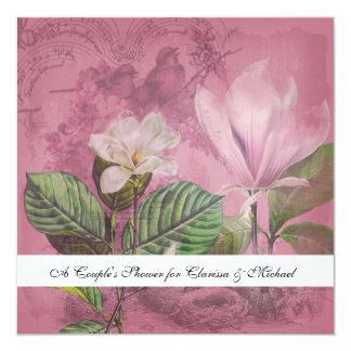Magnolia Song Couple's Shower Invitation
