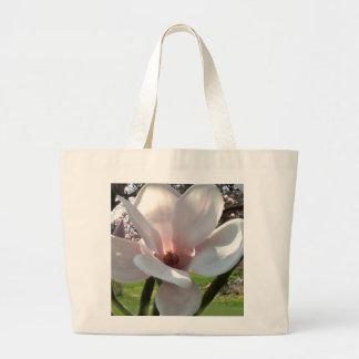 Magnolia Jumbo Tote Bag