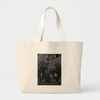 Magnolias Forever Large Tote Bag