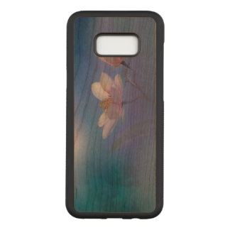 Magnolias in Blossom Carved Samsung Galaxy S8+ Case