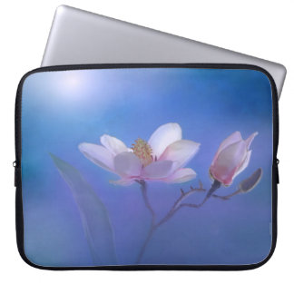 Magnolias in Blossom Laptop Sleeve
