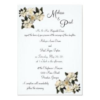 Magnolias Wedding Invitations