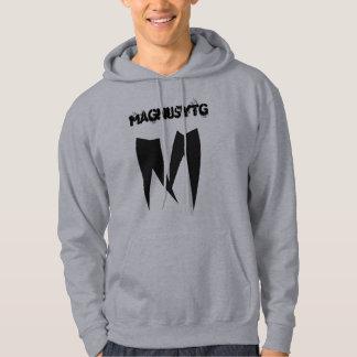 MagnusYTG Hoddie #Grey Sweatshirt