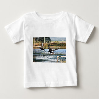 MAGPIE GEESE QUEENSLAND AUSTRALIA BABY T-Shirt