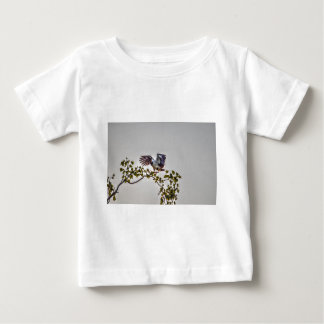 MAGPIE GOOSE IN FLIGHT AUSTRALIA ART EFFECTS BABY T-Shirt