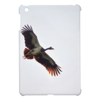 MAGPIE GOOSE QUEENSLAND AUSTRALIA ART EFFECTS iPad MINI CASE