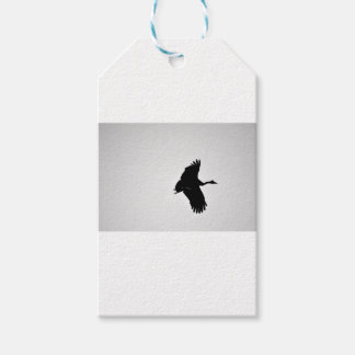 MAGPIE GOOSE QUEENSLAND AUSTRALIA GIFT TAGS