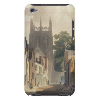 Magpie Lane, Oxford, illustration from the 'Histor iPod Case-Mate Cases
