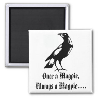 Magpies Magnet