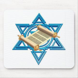 Maguen David Torah Mouse Pad