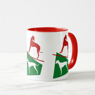 Magyar Agar, Hungarian greyhound Mug