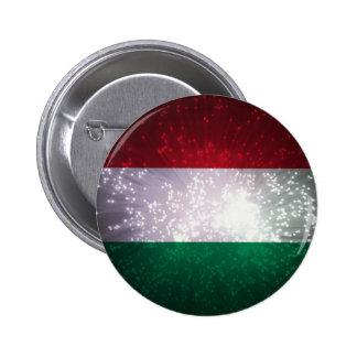 Magyar zászló buttons