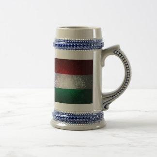 Magyar zászló mugs