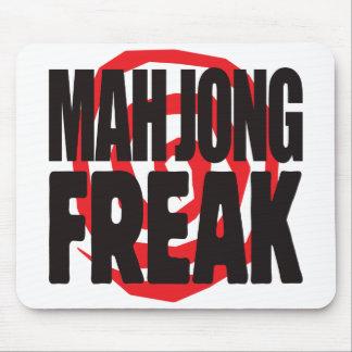 Mah Jong Freak Mouse Mat
