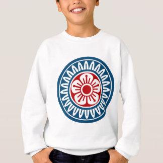 Mah-jongg 牌 only 1 tube ihi ゚ n _locos ゙ - 01 sweatshirt