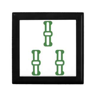 Mah-jongg 牌 only 3 cord sansou _locos ゙ - 01 gift box