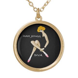 Mah Jongg Diva Necklace