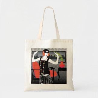Mah Jongg Flappers Bag