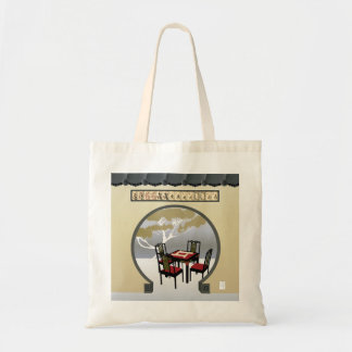 Mah Jongg Garden Bag