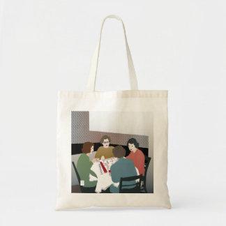 Mah Jongg Retro Bag