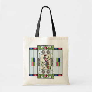 Mah Jongg Stained Glass Gems Bag