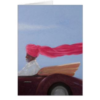 Maharajah at Speed Card