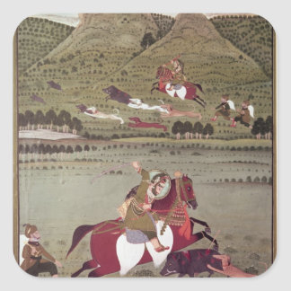 Maharana Jawan Singh Square Sticker