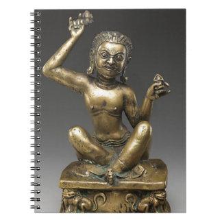 Mahasiddha, the Flower King Notebooks
