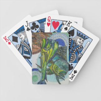 Mahi mahi poker deck