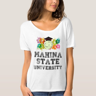 Mahina State University T-Shirt