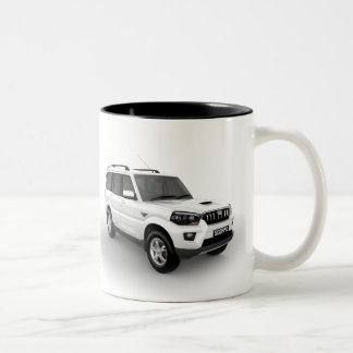 Mahindra Scorpio Mug