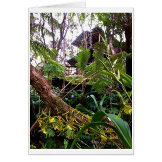 Mahinui Na Lani Treehouse Card