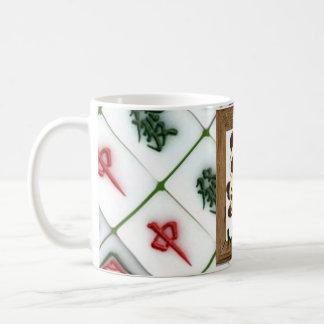 Mahjong-dragons Basic White Mug