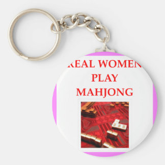MAHJONG KEY RING