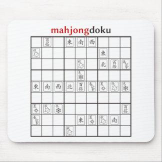 mahjongdoku wind season mouse pad