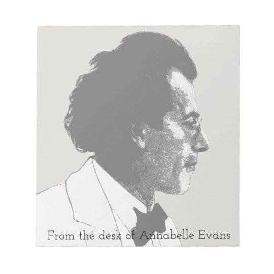 Mahler Notepad