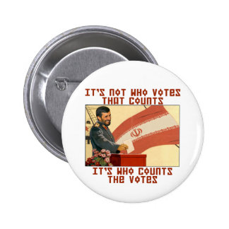 Mahmoud Stallin' 6 Cm Round Badge