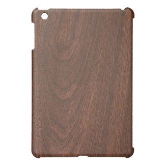 Mahogany Cherry wood pattern iPad Mini Cover