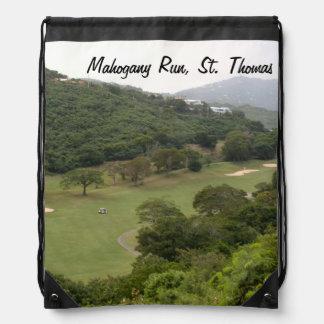 Mahogany Run Golf Course, St. Thomas Backpacks