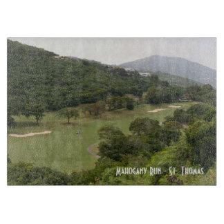 Mahogany Run Golf Course, St. Thomas Cutting Board