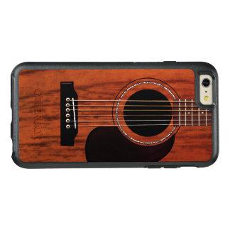 Mahogany Top Acoustic Guitar OtterBox iPhone 6/6s Plus Case
