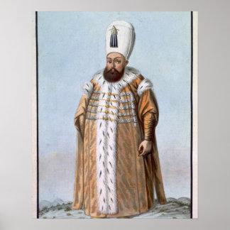Mahomet Mehmed III 1566-1603 Sultan 1595-1603 Posters