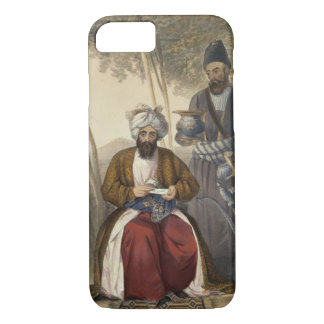 Mahommed Naib Shurreef, a Celebrated Kuzzilbach Ch iPhone 7 Case