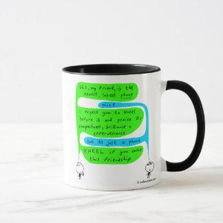 mahoney joe - newest phone mug