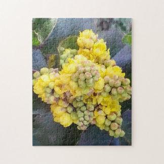 Mahonie 28 cm x 35.6 cm photo puzzles with gift